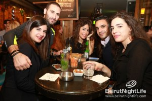 A Saturday Tour of Jounieh by Night