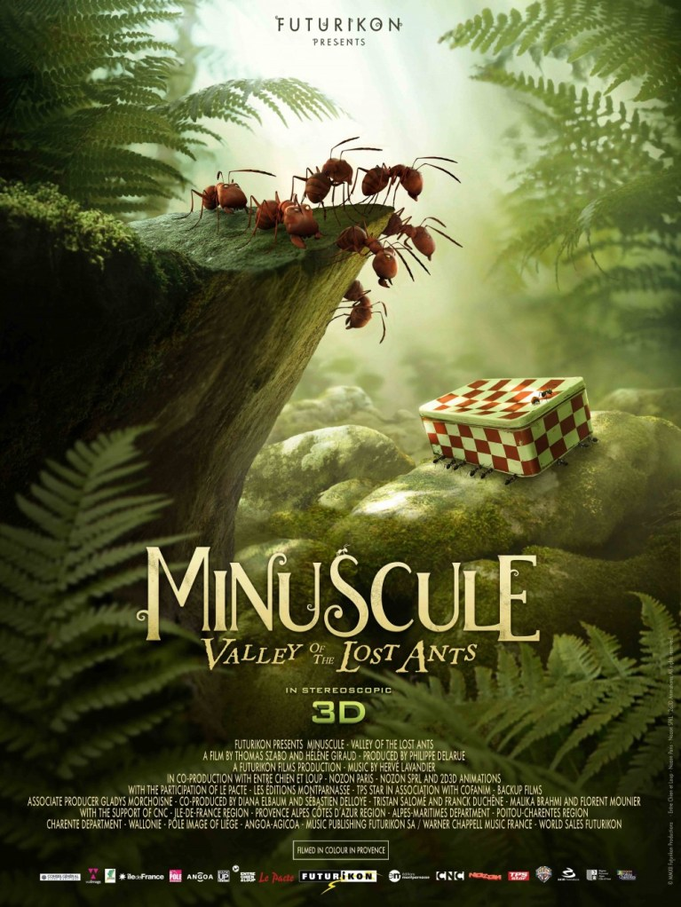 Win Free Tickets to see Minuscule: Valley of the Lost Ants Movie!