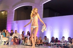 Diamony Boutique Opens with Sexy Fashion Show in Downtown