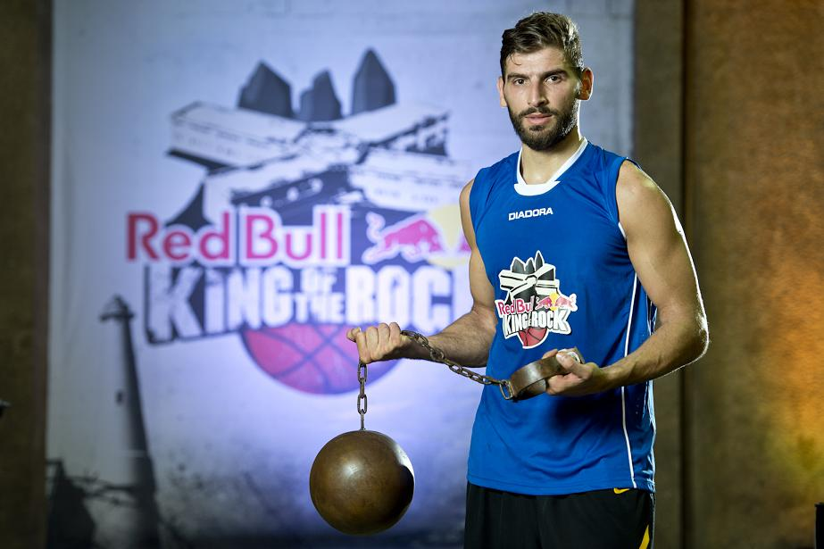 Patrick Bou Abboud and Magalie Gemayel Crowned Lebanon's Red Bull King and Queen of the Rock
