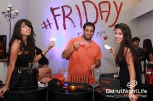 Freaky Friday the 13th at the Forsaken Villa