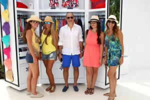 VILEBREQUIN INAUGURATES ITS NEW SEASONAL STORE AT ORCHID RESORT JIYEH