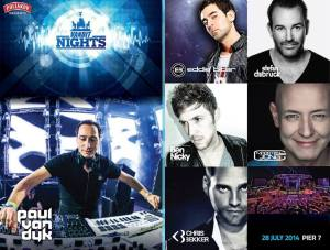 Win Tickets to Watch Paul Van Dyk at Pier 7!