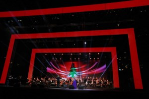 Elias Rahbani Special Concert Captivated Audiences at the Jounieh International Festival 2014