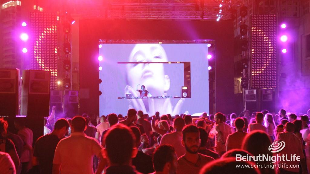 Lebanon's Love Affair: Hernan Cattaneo and Nick Warren with Pureink
