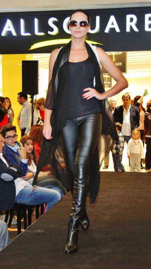 MALLSQUARE is revealed at ABC ACHRAFIEH through  Fall-Winter Collection Fashion Show