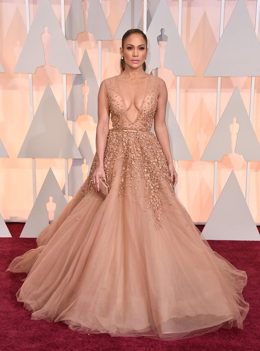 Lebanese Designer Gowns Dazzle at Oscars 2015 - BNL