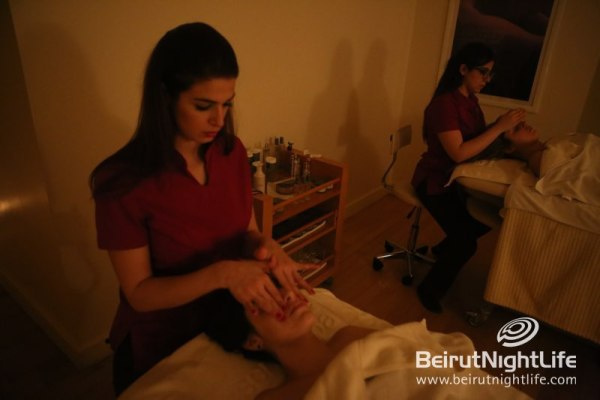 Mövenpick Hotel Beirut's Essential Spa: A Relaxing Haven