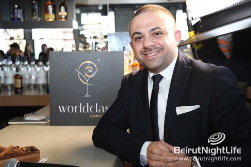 Diageo Showcases Bartenders with Luxurious Competition