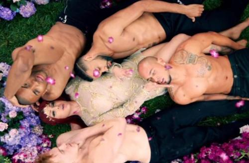 Haifa Wehbe and Casper Smart look steaming hot in her first-ever English music video!