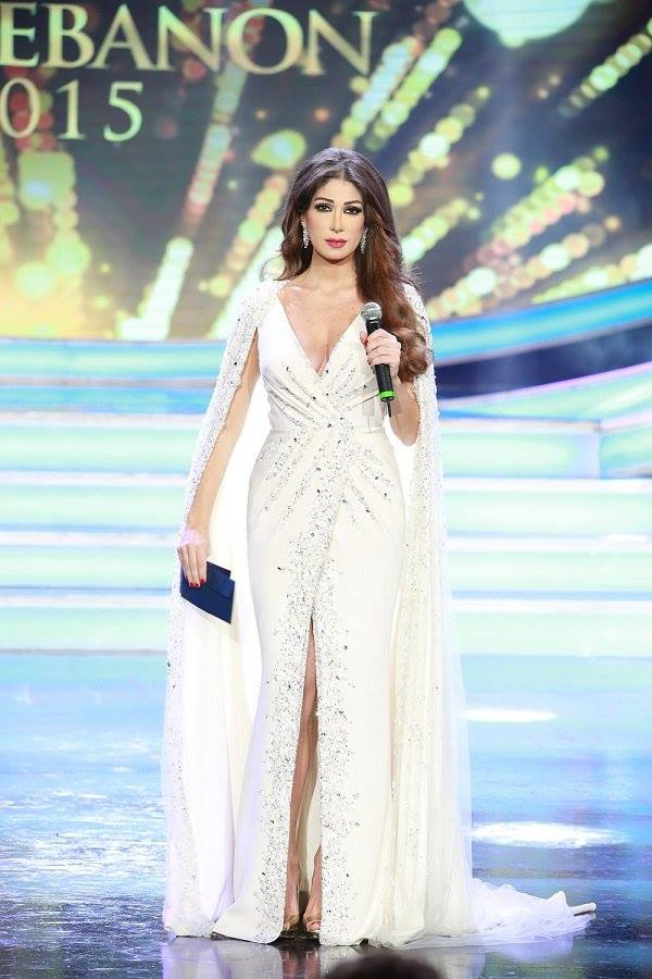 Valerie Abou Chacra crowned Miss Lebanon 2015-3