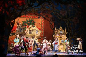 BEAUTY & THE BEAST at Casino du Liban