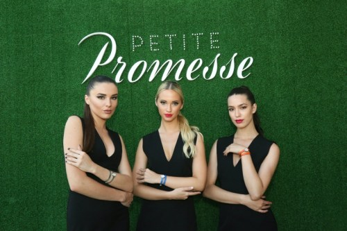 BAUME & MERCIER'S PETITE PROMESSE PRE-LAUNCH EVENT WAS A TRUE CELEBRATION OF SPECIAL MOMENTS