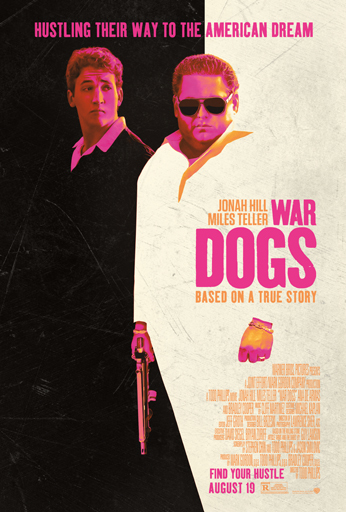 "Win Free Tickets for ""War Dogs"" at VOX Cinemas"