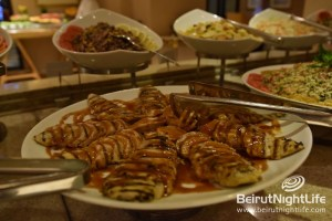 Iftar buffet at Méditerranée restaurant – Mövenpick Hotel