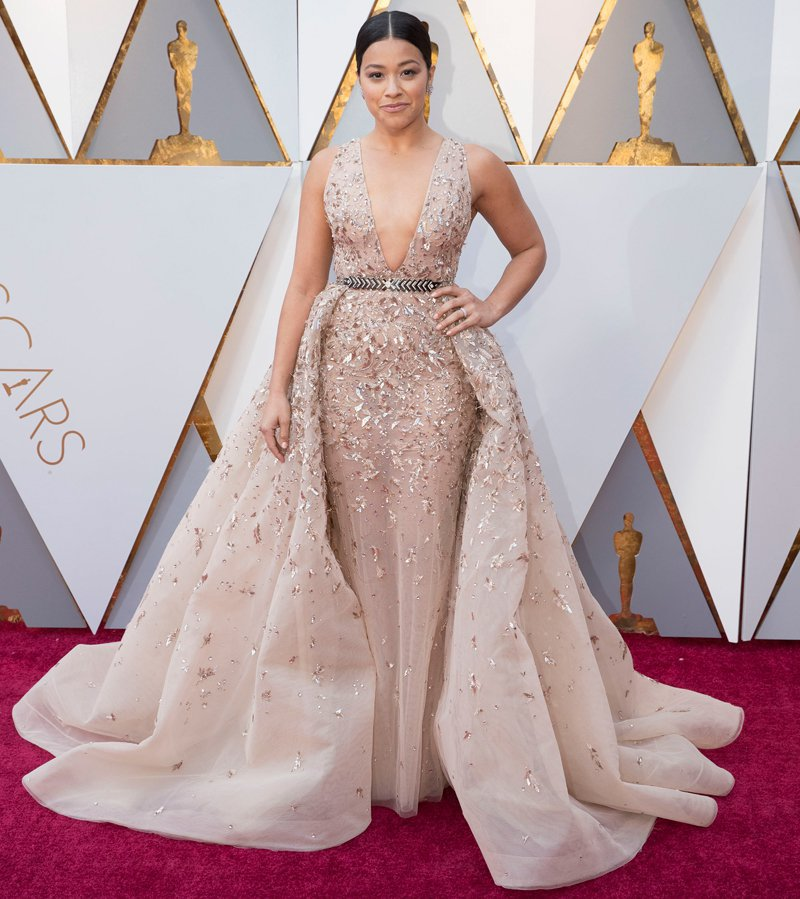 Lebanese Designer Gowns Dazzle at Oscars 2018 - BNL