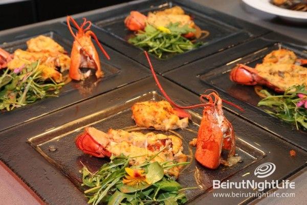 Tasting Dinner – Indigo on the Roof – Le Gray Hotel
