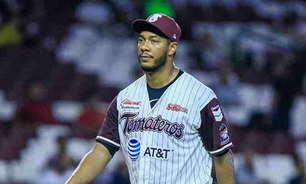 JC Ramírez segunda victoria de la temporada con Tomateros