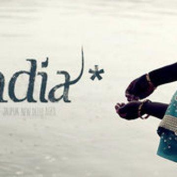 India – on a skateboard
