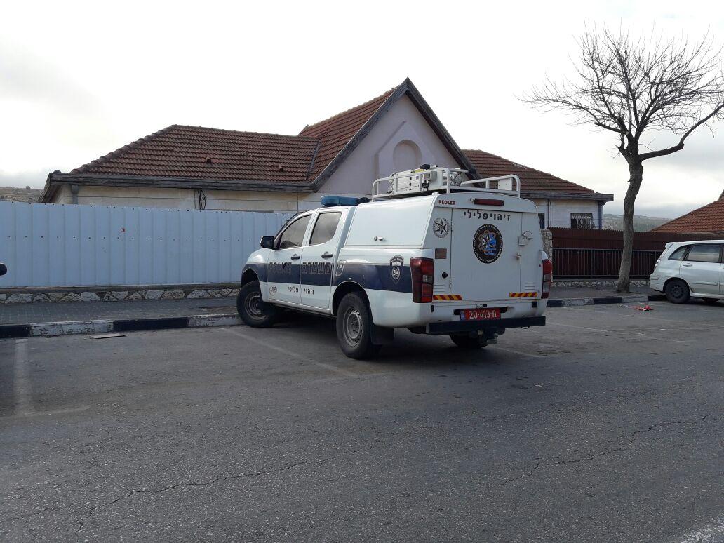 תושבי ביתר נעצרו בחשד למעורבות במעשי שוד בעיר