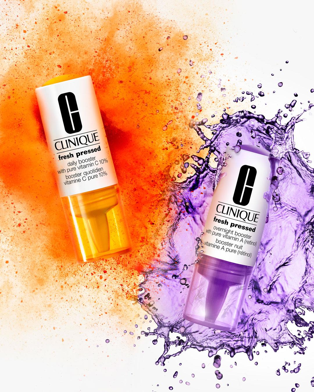 קליניק מרחיבה את סדרת Fresh Pressed לטיפול בסימני ההזדקנות