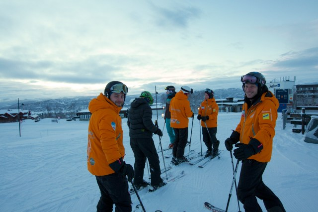 Slalombakker
