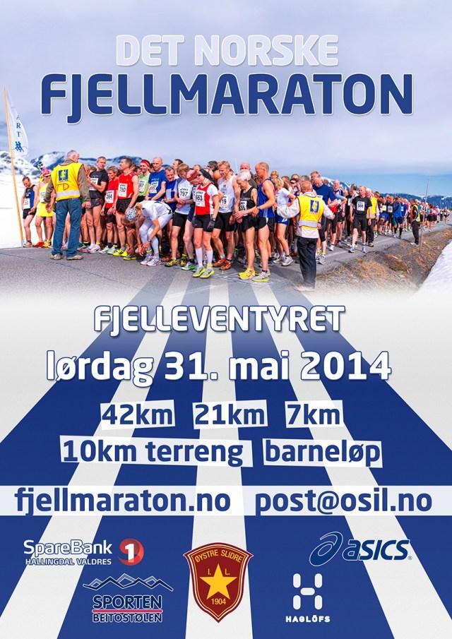 Fjellmaraton-2014