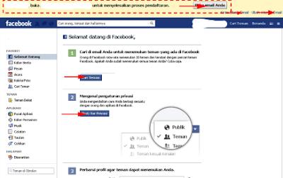 Belajar Sendiri Cara Membuat Akun Facebook dengan Metode yang Sederhana
