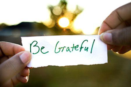 mengapa kita harus bersyukur