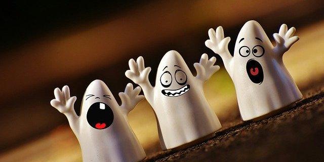 cara menghilangkan rasa takut pada hantu