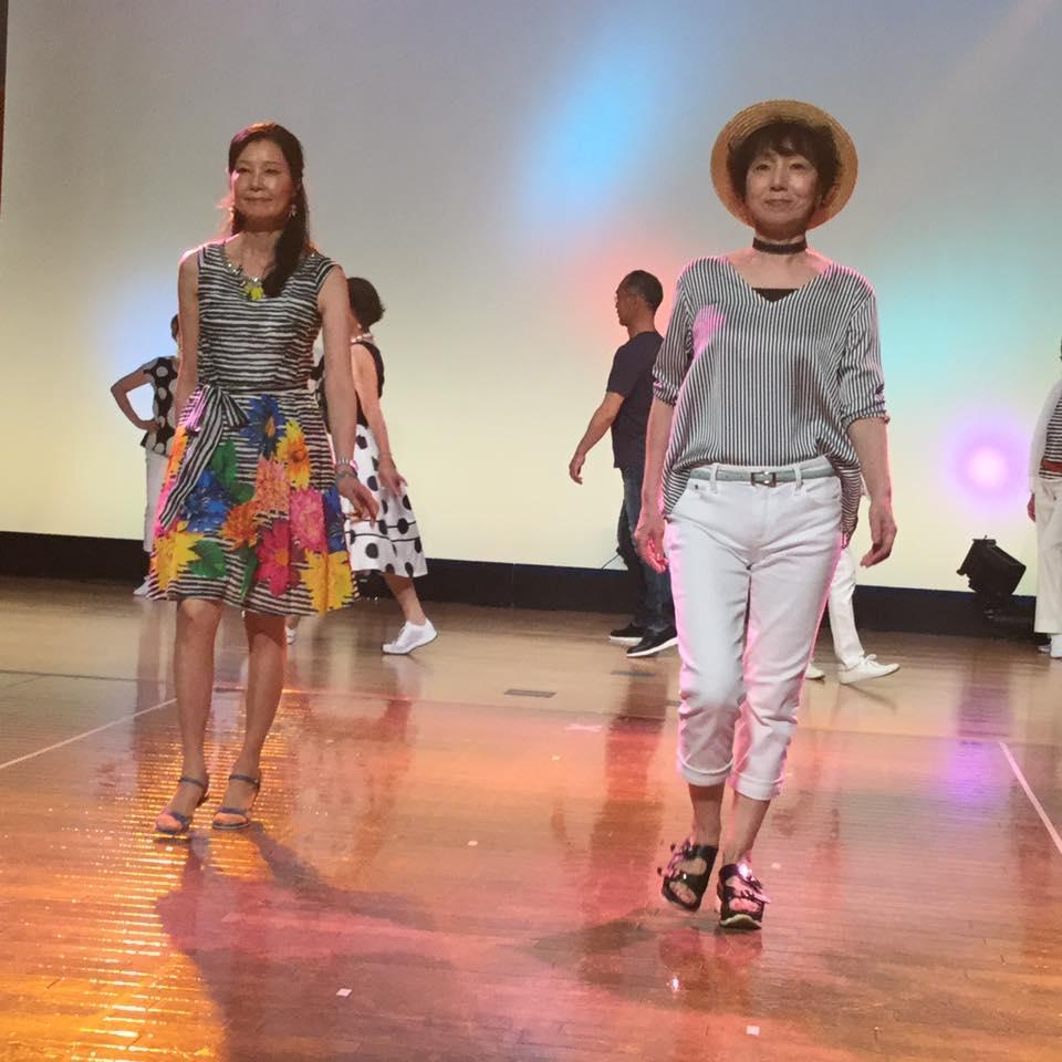 ミラクルエイジファッションショー