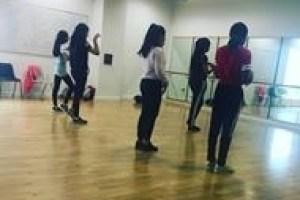 dancing workshop