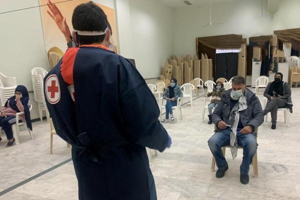 حملة توعية في بعلبك الهرمل للوقاية من كورونا
