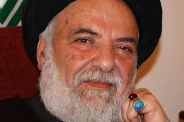 كورونا يخطف العلامة السيد محمد حسن الامين