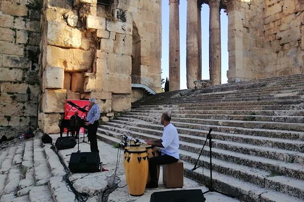 إحياء حفل من اجواء أميركا اللاتينية في قلعة بعلبك برعاية المحافظ خضر