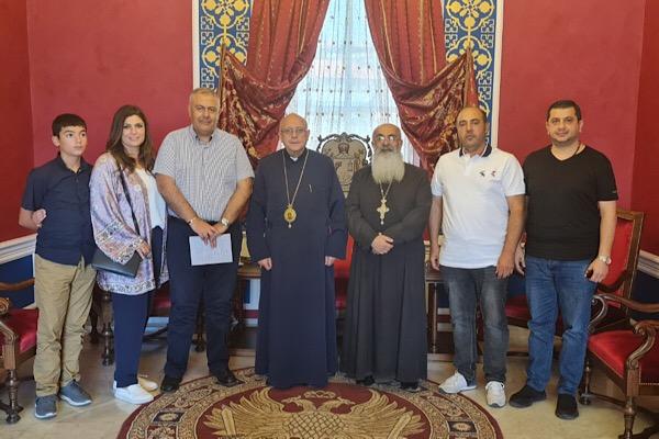 محافظ بيروت في رحاب سيدة النجاة