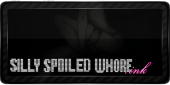 -Silly Spoiled Whore- LOGO STORE