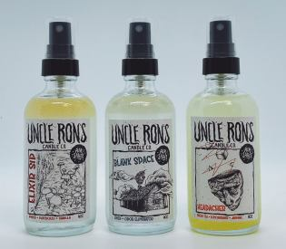 Uncle Ron's Air Sauce room spray