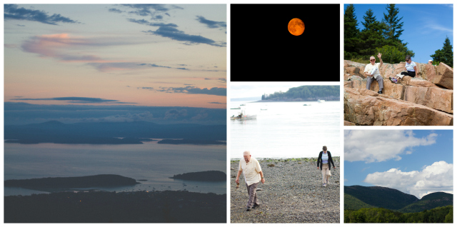 Maine Collage 4