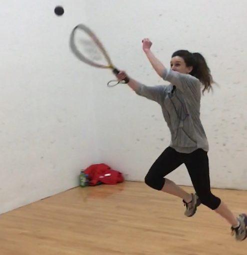 Adventures in dangerous tennis
