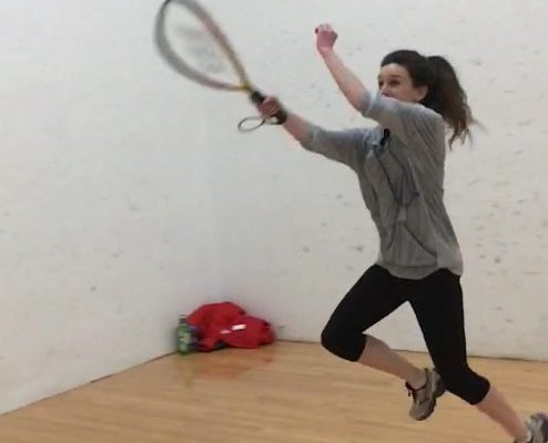Adventures in dangerous tennis