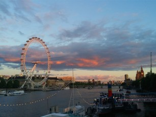 Central London Photo copyright Rebecca Lau