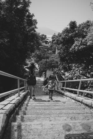 Stairs Photo copyright Rebecca Lau