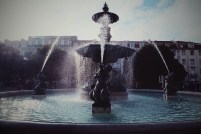Fountain Photo copyright Rebecca Lau