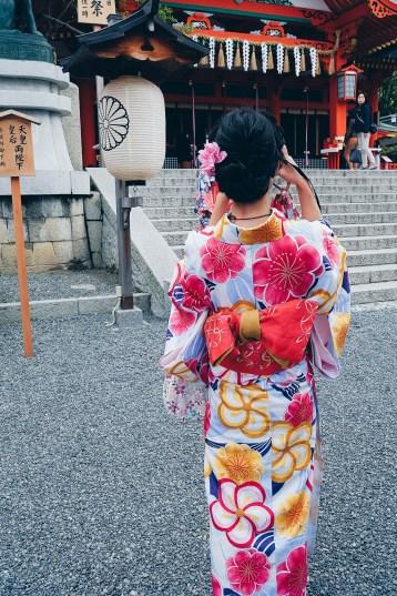 Kimono Photo copyright Rebecca Lau