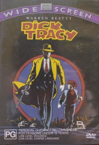 Movie Review Dick Tracy