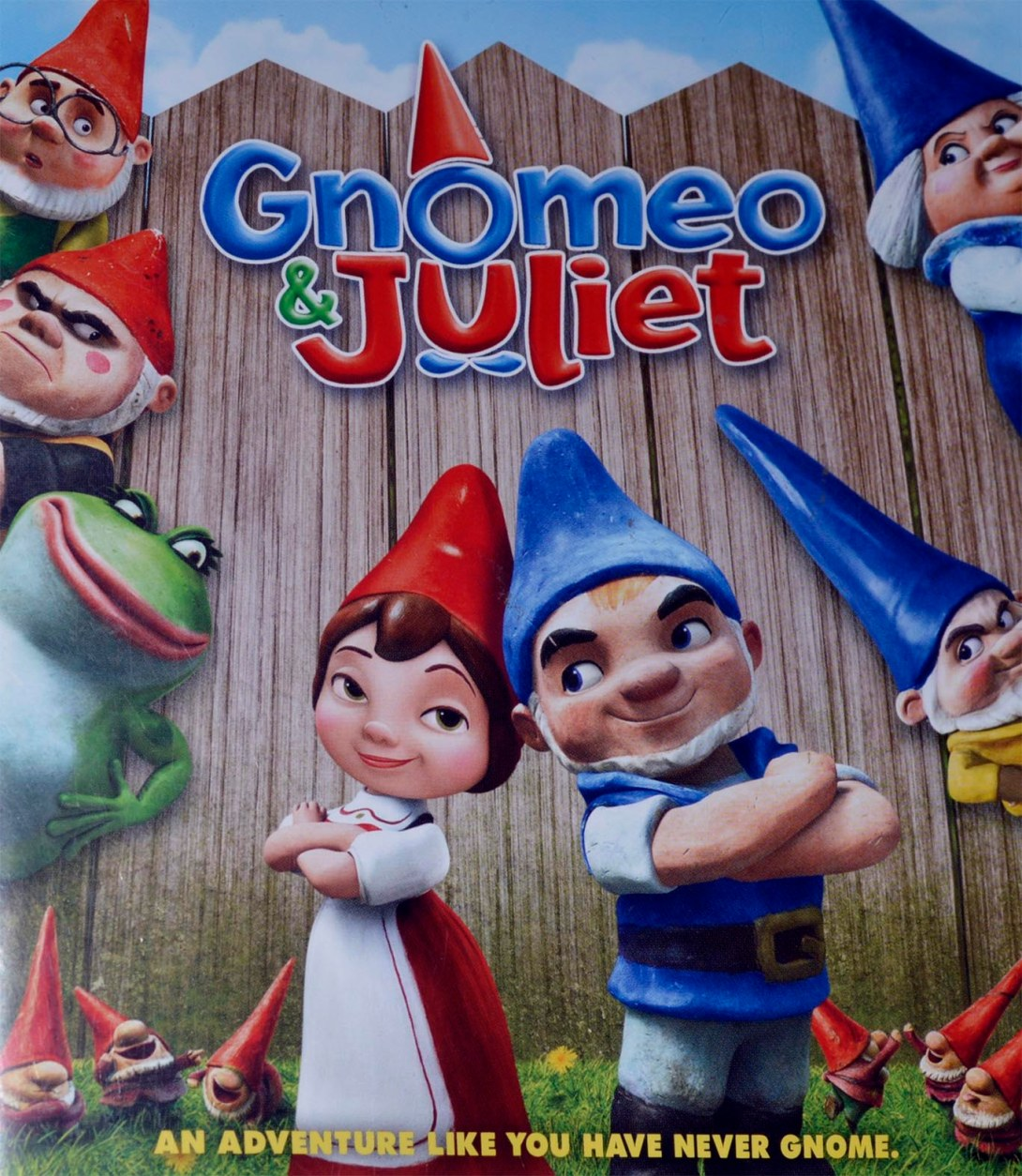 Gnomeo and Juliet film be kitschig blog gartenzwerge