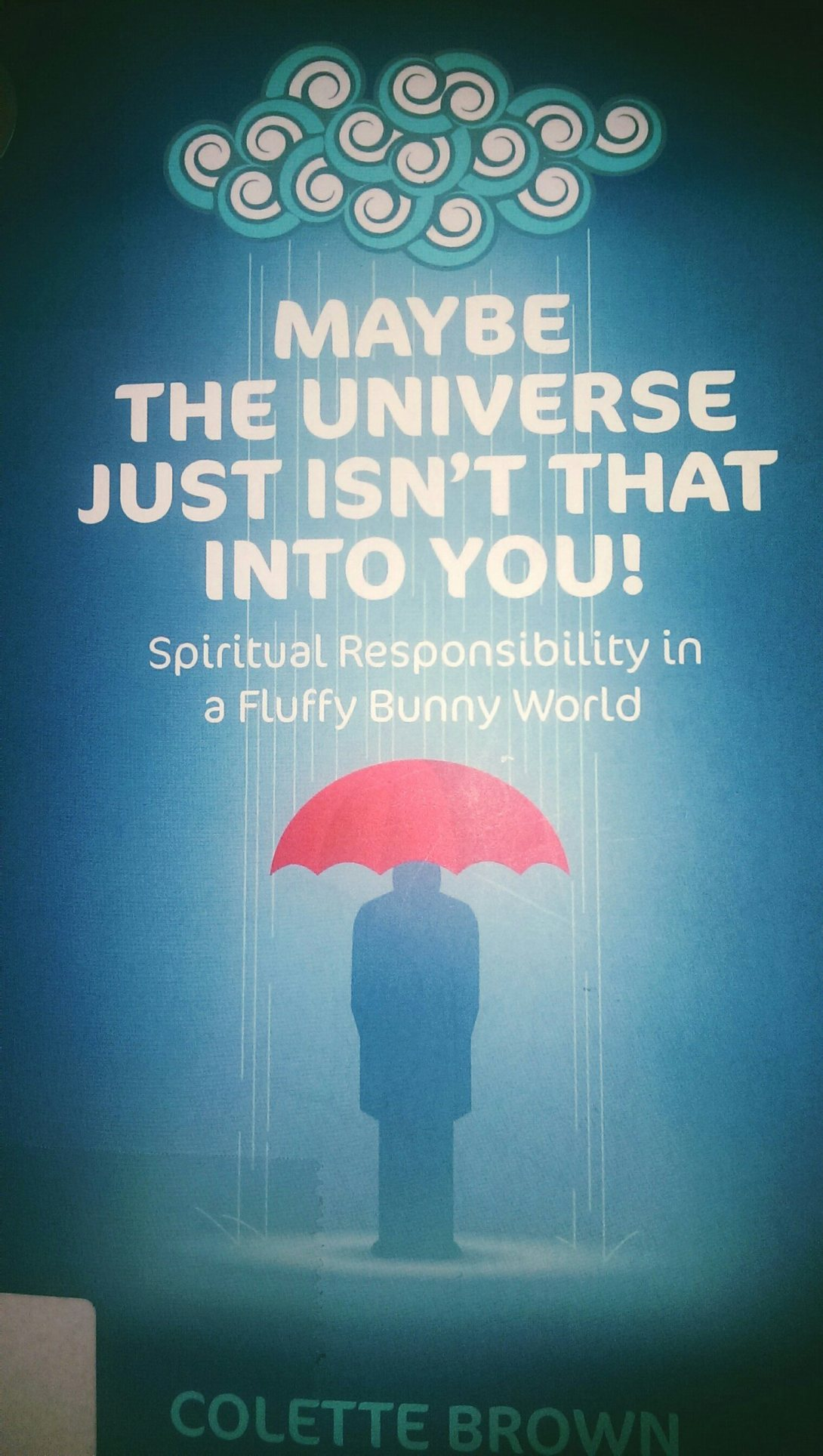#self-help Colette Brown Maybe the Universe just isn't that into you