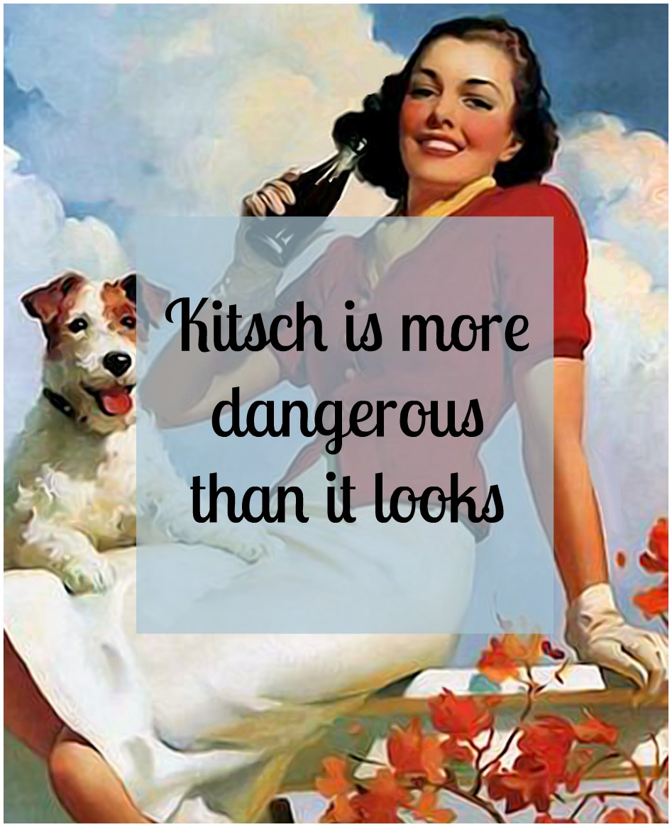 #Cusack #kitsch Kitsch is more dangerous than it looks when taken to the extreme. John Cusack be kitschig blog