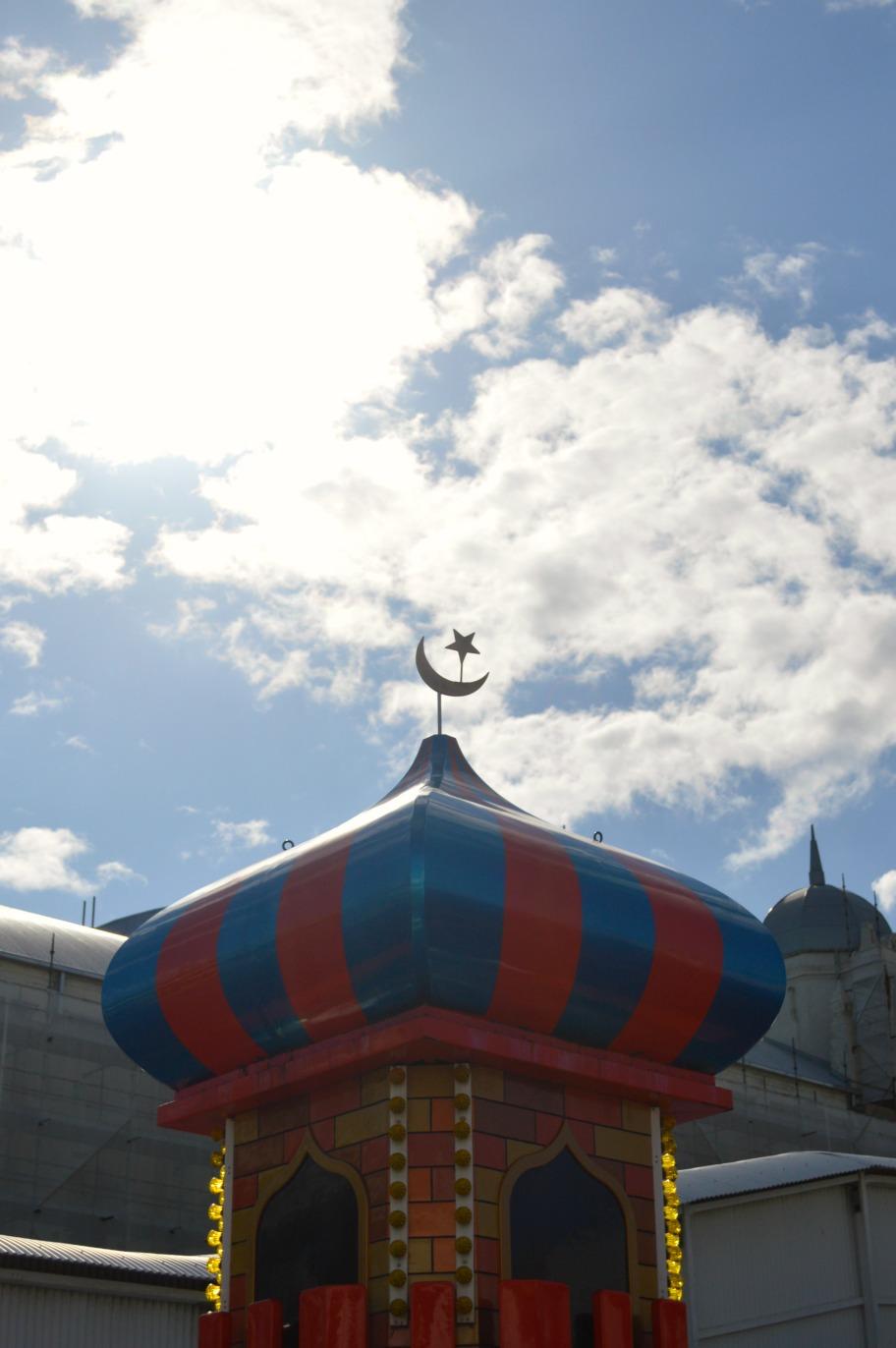 #fairy tale #Sindbad #maerchen #lunapark #melbourne